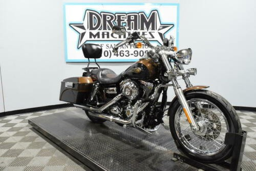 2013 Harley-Davidson FXDC - Dyna Super Glide Custom 110th Anniversary -- Black for sale craigslist