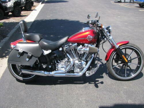 2013 Harley-Davidson FXR RED for sale craigslist