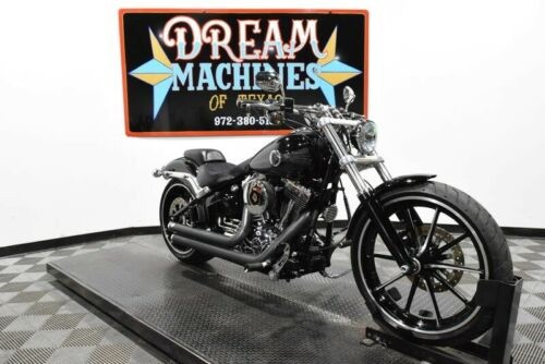 2013 Harley-Davidson FXSB - Softail Breakout -- Black for sale