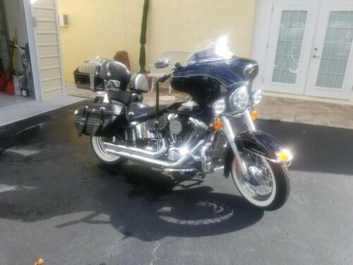 2013 Harley-Davidson Softail Heritage Black for sale craigslist