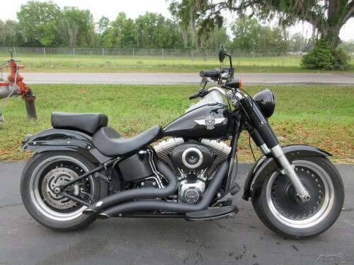 2013 Harley-Davidson Softail Fat Boy® Lo Black for sale