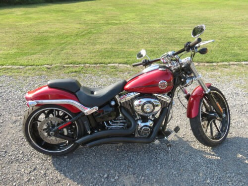 2013 Harley-Davidson Softail Red for sale