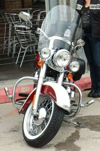2013 Harley-Davidson Softail Red/White for sale
