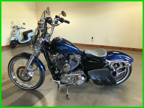 2013 Harley-Davidson Sportster Seventy-Two™ Metallic Blue for sale