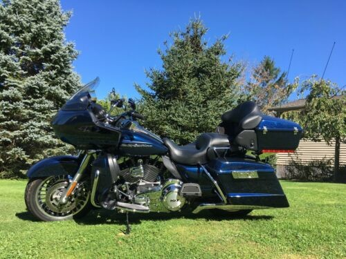 2013 Harley-Davidson Touring Big Blue Pearl for sale