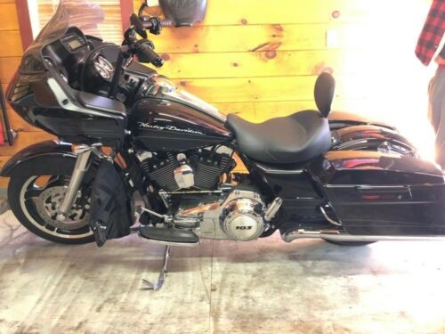 2013 Harley-Davidson Touring Black for sale