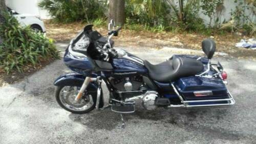 2013 Harley-Davidson Touring Blue for sale
