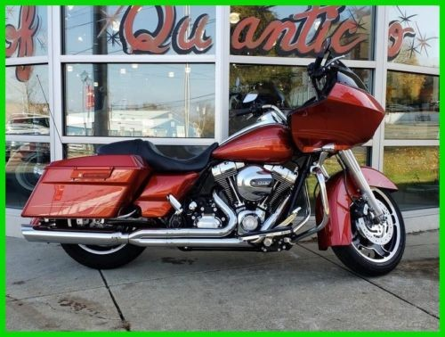 2013 Harley-Davidson Touring FLTRX - Road Glide® Custom Candy Orange/Pale Gold Pinstripe for sale craigslist