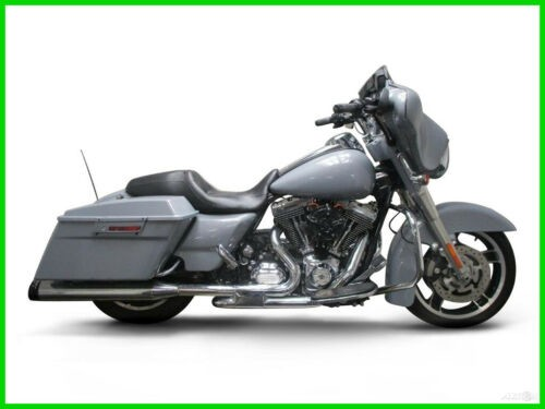 2013 Harley-Davidson Touring CALL (877) 8-RUMBLE Gray for sale craigslist
