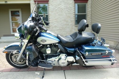 2013 Harley-Davidson Touring Luxury Blue Pearl/Brilliant Silver for sale craigslist