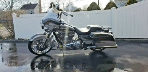 2013 Harley-Davidson Touring Silver for sale