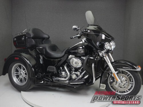 2013 Harley-Davidson Touring VIVID BLACK for sale craigslist