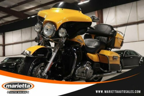2013 Harley-Davidson Touring TOURING / SPORT TOURING Yellow for sale