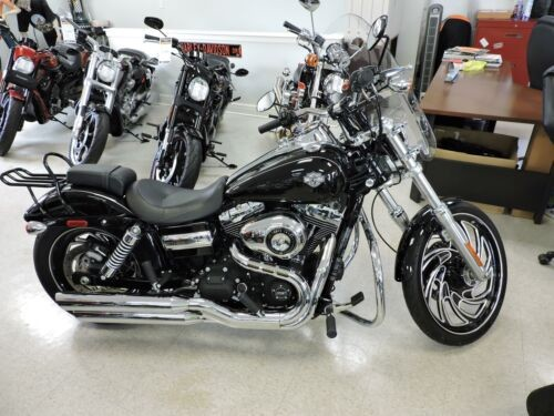 2013 Harley-Davidson WIDEGLIDE -- Black for sale craigslist
