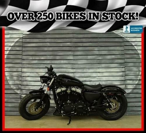 2013 Harley-Davidson XL1200 Forty-Eight Custom Black for sale