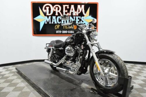 2013 Harley-Davidson XL1200C - Sportster 1200 Custom -- Black for sale craigslist