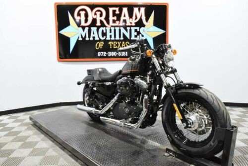 2013 Harley-Davidson XL1200X - Sportster Forty-Eight -- Black craigslist