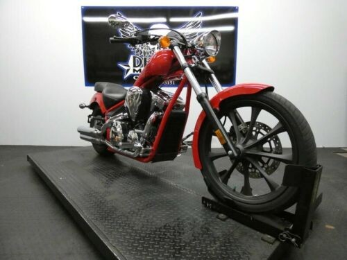 2013 Honda Fury VT1300CX -- Red for sale craigslist