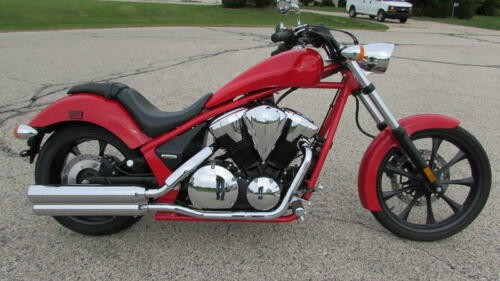 2013 Honda Fury VT1300CX Red for sale