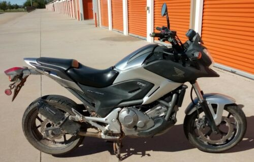 2013 Honda NC700X Silver for sale