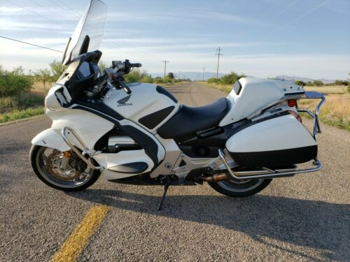 2013 Honda ST1300 PA Black N white for sale craigslist