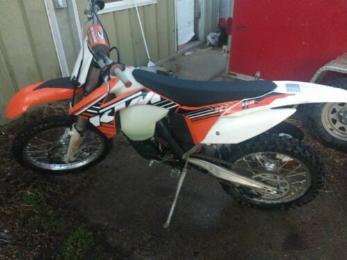 2013 KTM Other 150 XC Orange for sale craigslist