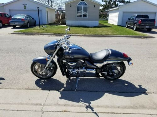 2013 Suzuki Boulevard Gray for sale