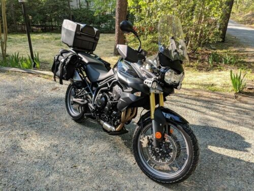 2013 Triumph Tiger Black craigslist