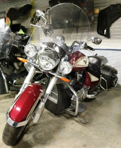 2013 Victory Cross Roads® Classic -- Burgundy for sale