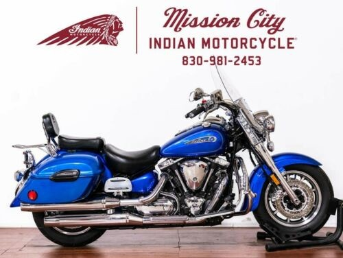 2013 Yamaha Road Star Silverado S -- Blue for sale