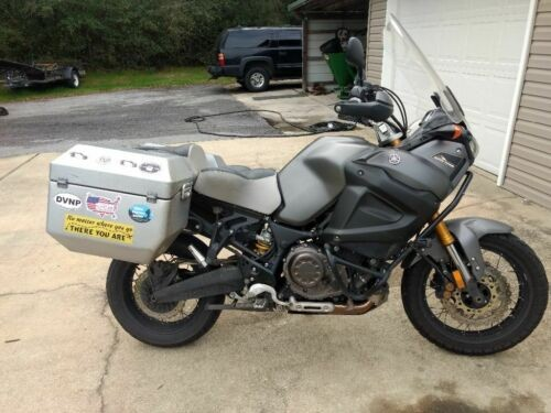 2013 Yamaha Super Tenere Gray for sale craigslist