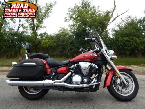 2013 Yamaha V Star® 1300 Tourer -- Red craigslist
