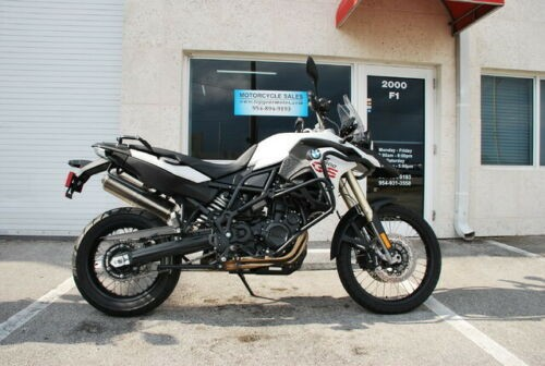 2014 BMW F800GS White for sale