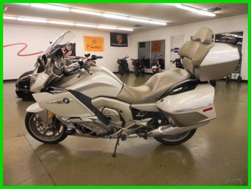 2014 BMW K-Series 1600 GTL Exclusive White for sale craigslist