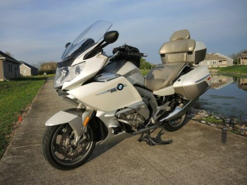 2014 BMW K-Series white, grey, silver for sale