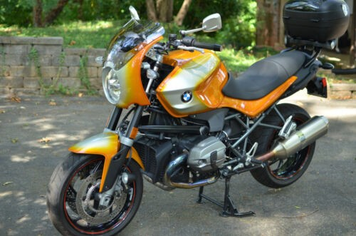 2014 BMW R-Series Orange for sale craigslist