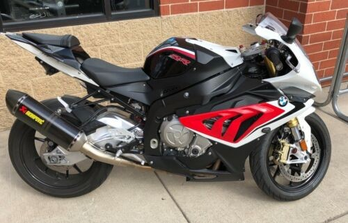 2014 BMW S1000rr Black/Red/White for sale