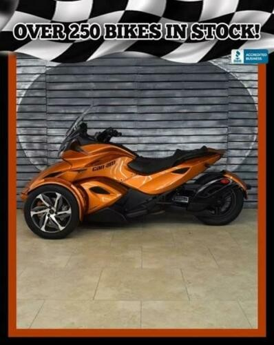 2014 Can-Am Spyder ST Limited Orange craigslist