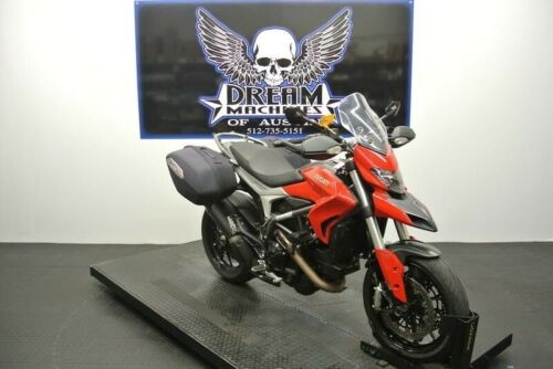 2014 Ducati HyperMotard -- Red for sale
