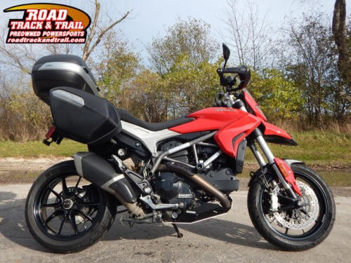 2014 Ducati Hyperstrada -- Red for sale