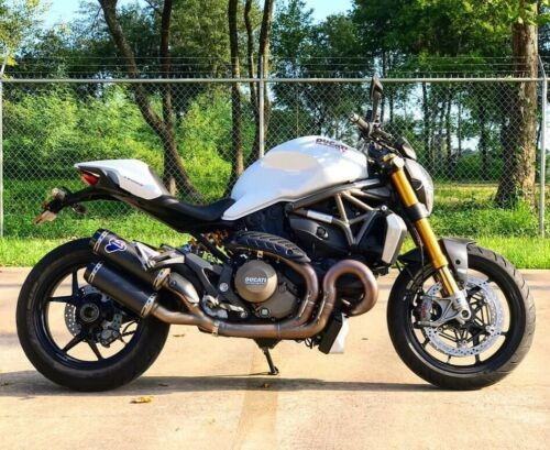 2014 Ducati Monster White for sale craigslist
