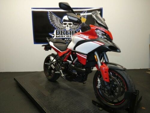 2014 Ducati Multistrada 1200 S Pikes Peak -- Gray for sale