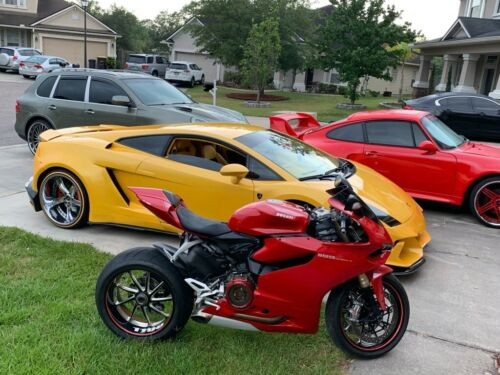 2014 Ducati Superbike Red for sale craigslist