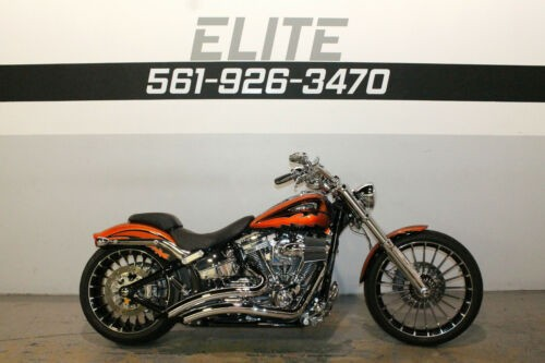 2014 Harley-Davidson Breakout CVO Orange craigslist