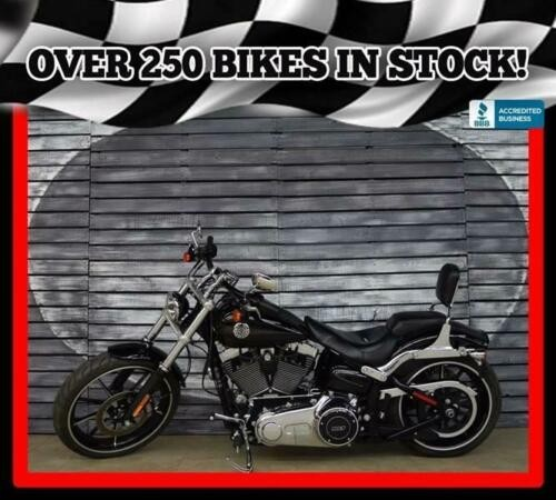 2014 Harley-Davidson Breakout -- Black for sale