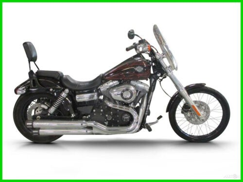 2014 Harley-Davidson Dyna CALL (877) 8-RUMBLE Black for sale