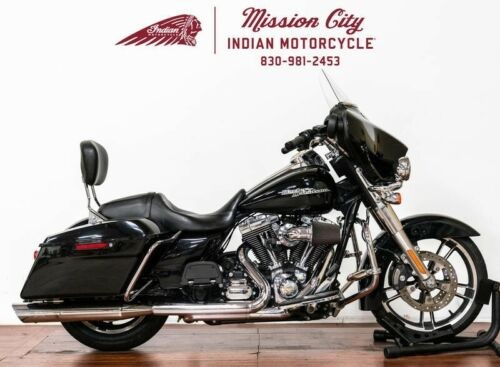 2014 Harley-Davidson FLHX - Street Glide® -- Black for sale