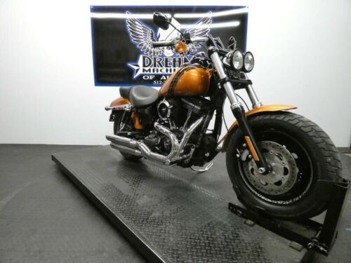 2014 Harley-Davidson FXDF - Dyna Fat Bob -- Amber Whiskey for sale craigslist