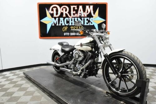 2014 Harley-Davidson FXSB - Softail Breakout -- Gold for sale