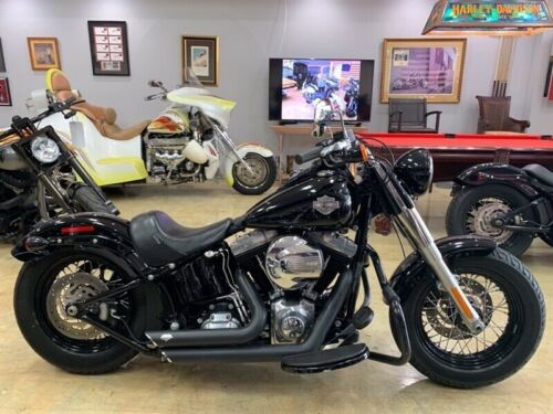 2014 Harley-Davidson Softail FLS SOFTAIL SLIM Black for sale
